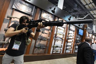 Debate over legality of bump stocks rages after Las Vegas shooting