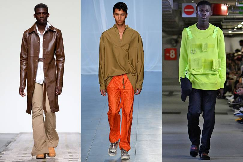 Top Trends London Fashion Week Men S Ss19 British Gq