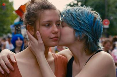 Alongside Adèle Exarchopoulos in Blue Is the Warmest Colour