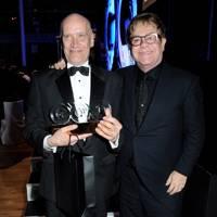 Wilko Johnson and Sir Elton John