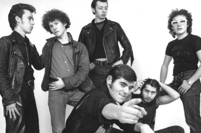 A research on the band sex pistols