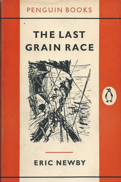 The Last Grain Race, by Eric Newby