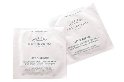 Lift & Repair eye contour patches by Institut Esthederm