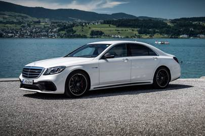 Watch Our Mercedes Amg S63 Review It S The Car With An Answer For Everything