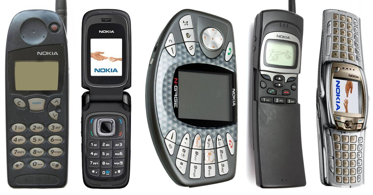 The Nokia 3310 And 11 Other Classic Nokias We Loved