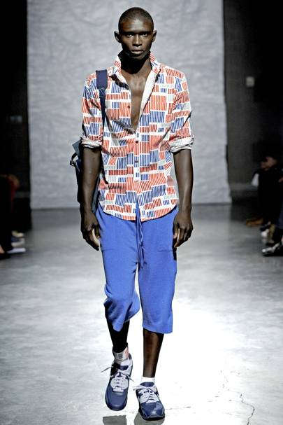 Wear to what fashion week nyc, Retro Indian look clothes for boys