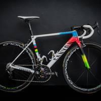 Alejandro Valverde's World Champion Canyon Ultimate CF SLX
