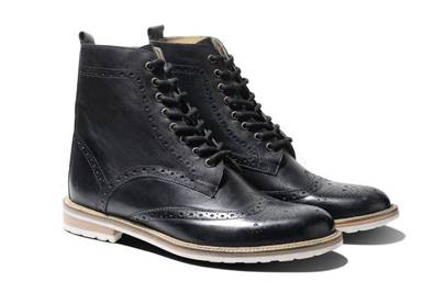 Brogue Boots by Topman