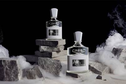 How Creed reinvented the cologne