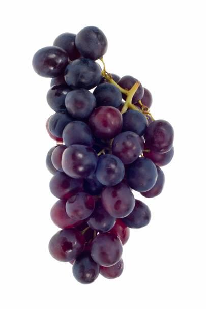 Legs: Grapes