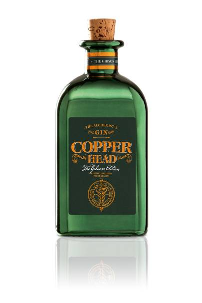 The Gibson Edition Gin by Copperhead