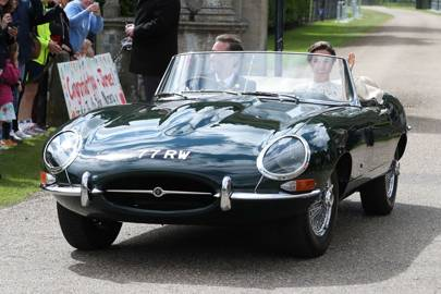 c9f8e1245c Cool wedding cars that beat the cliches