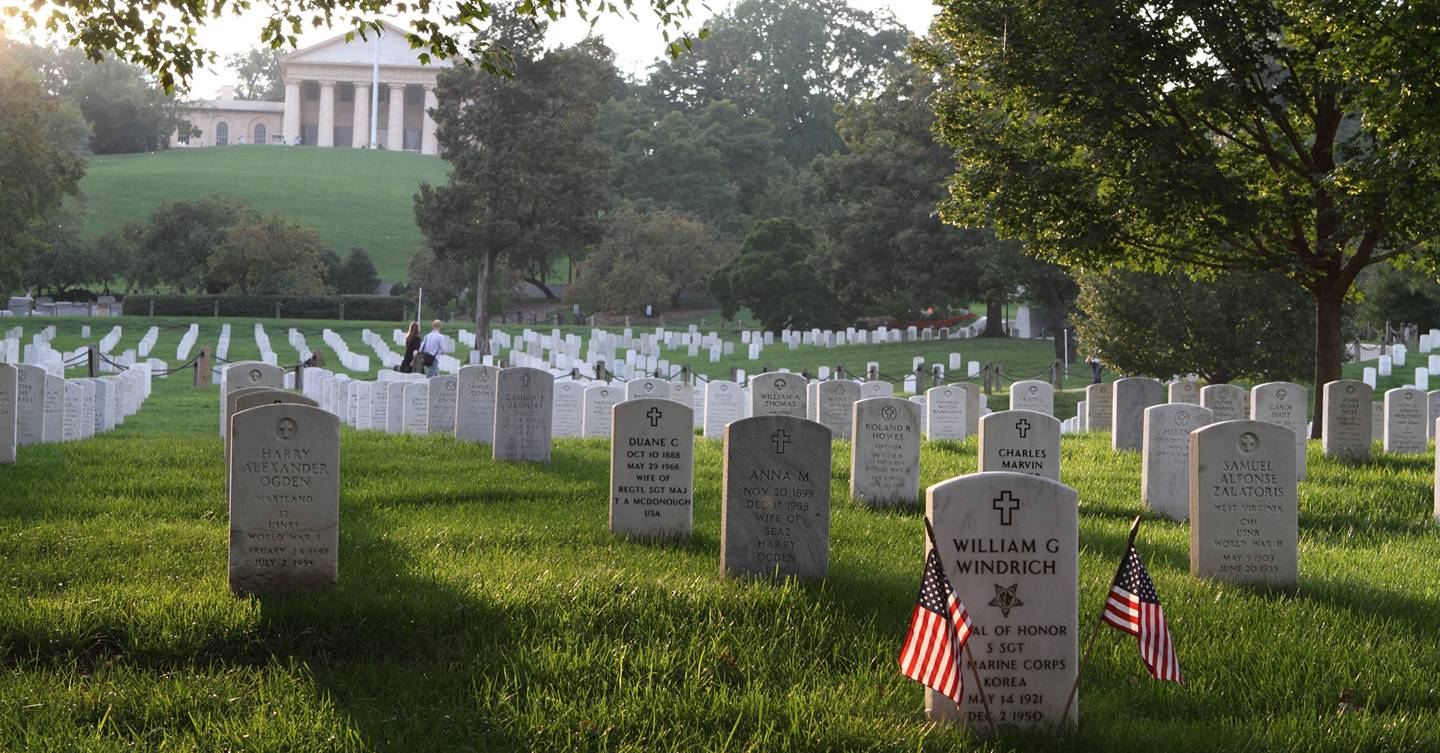 Armistice Day: Arlington National Cemetery shows divided countries find unity in their cemeteries
