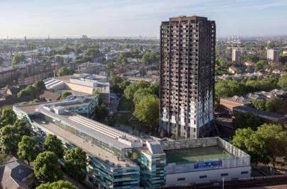 58 presumed dead in Grenfell Tower fire in London: Cops