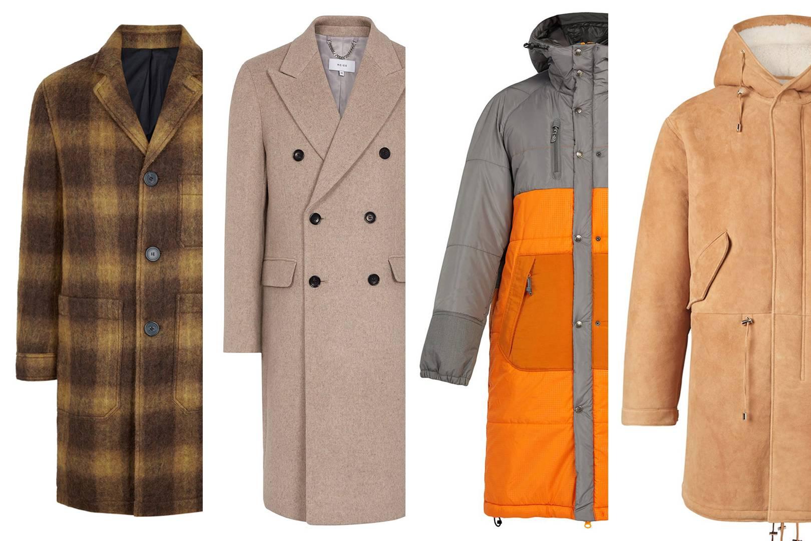 cd25f06c414 Men s winter coats  The GQ edit