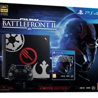'Battlefront II' PS4 bundle