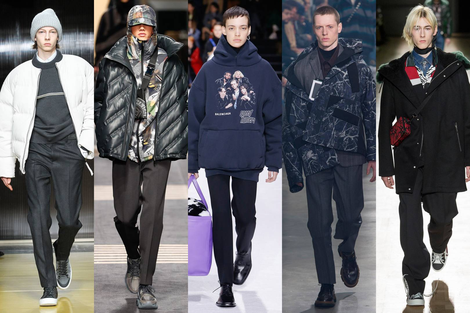 e329d0bee Autumn Winter 2018 trends for men  What you need to know