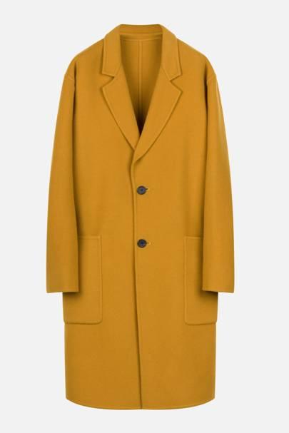 Ami oversized coat