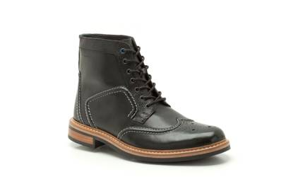 Clarks Made In England brogue boots