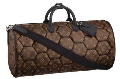 Monogram Hexagon Sports Bag by Louis Vuitton