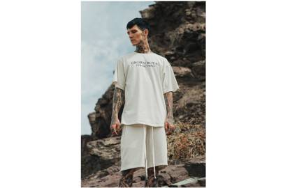 Collection One T-shirt by Grown Royal