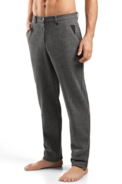 Hanro of Switzerland David casual trousers