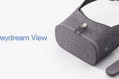 Google Daydream View, the affo...