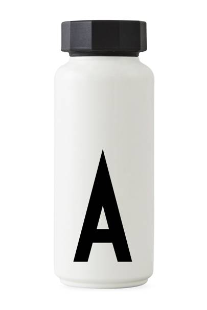 Design Letters AJ Thermo Bottle A-Z