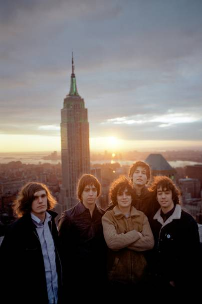 The Strokes Is This It Album Cover History British Gq