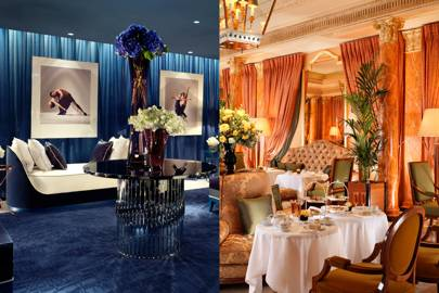 Spa and afternoon tea at The Dorchester