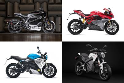 The Best Electric Motorbikes In World