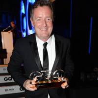 TV Personality: Piers Morgan