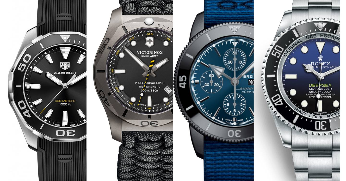 Best dive watches for men