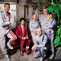 The Crystal Maze: Celebrity Christmas Special