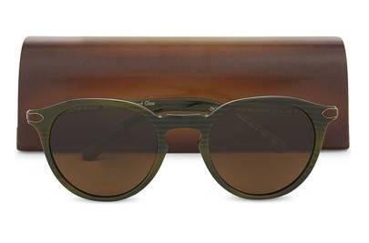Oliver Peoples x Berluti sunglasses