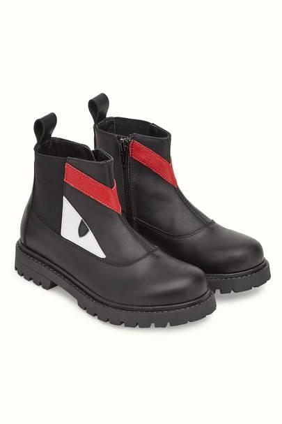 Fendi Junior boys' boots