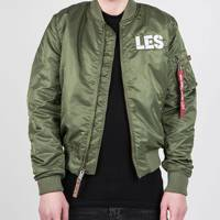 Les Benjamins x Alpha Industries
