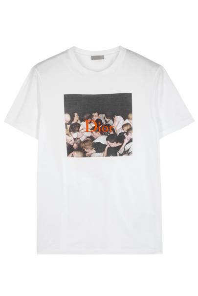 The printed T-shirt