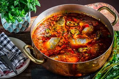 Mamilla, The Happy Fish restaurant