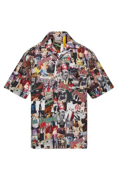 Moncler x Palm Angels shirt