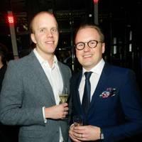 Nick Barron and Michael Kelly