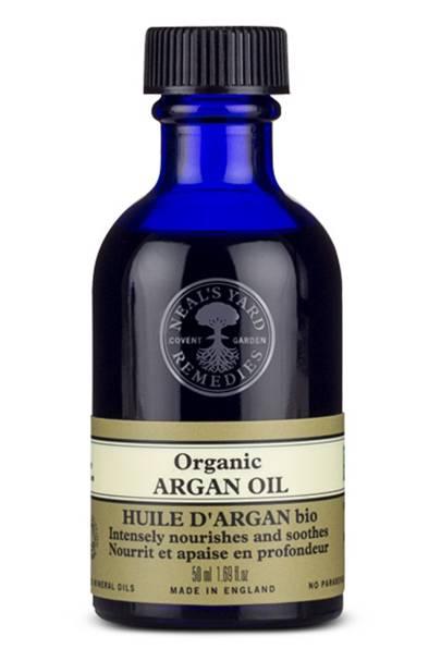 Argan oil by Neal's yard