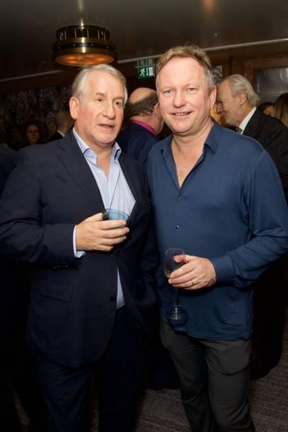 Simon Kelner and Nick Jones