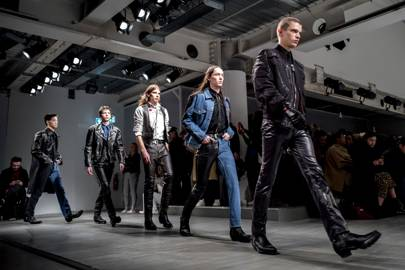 London Fashion Week Men S The Facts And Figures British Gq
