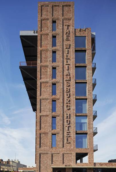 5. The Williamsburg Hotel