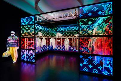 Inside the Virgil Abloh Louis Vuitton SS19 pop-up store  0ac510bfbb8