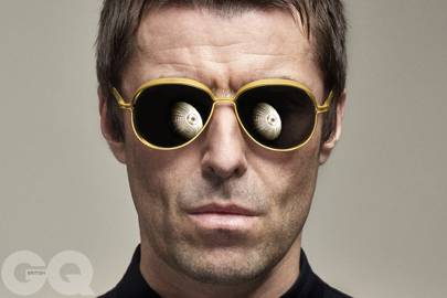 Listen to Liam Gallagher Talk Oasis, Brother Noel on Howard Stern