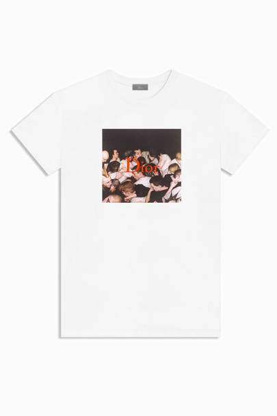 T-shirt by Dior Homme
