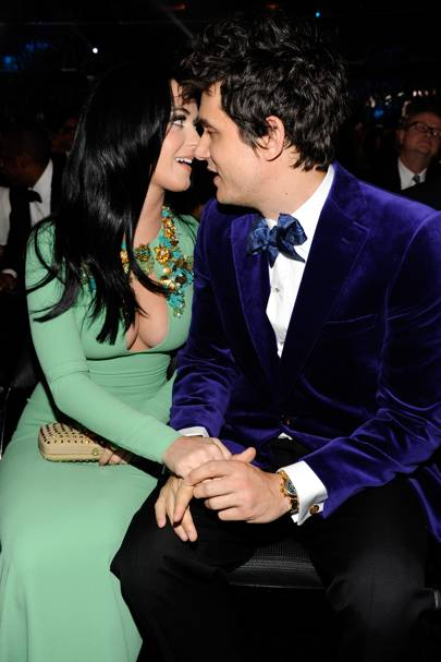 2013: Katy Perry and John Mayer
