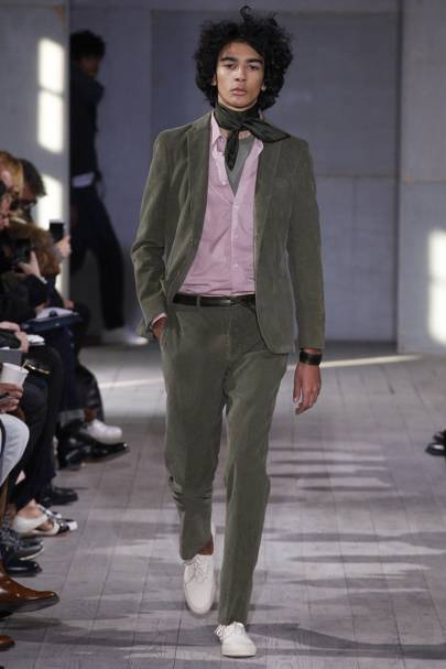 Image result for cord trend AW17 officine generale